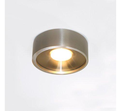 Artdelight Plafondlamp Orlando - Aluminium
