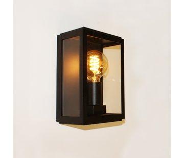 Artdelight Wandlamp Rowin 25 - Zwart