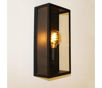Artdelight Wandlamp Rowin 35 - Zwart