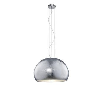 Trio Leuchten Hanglamp Ontario - Zilver