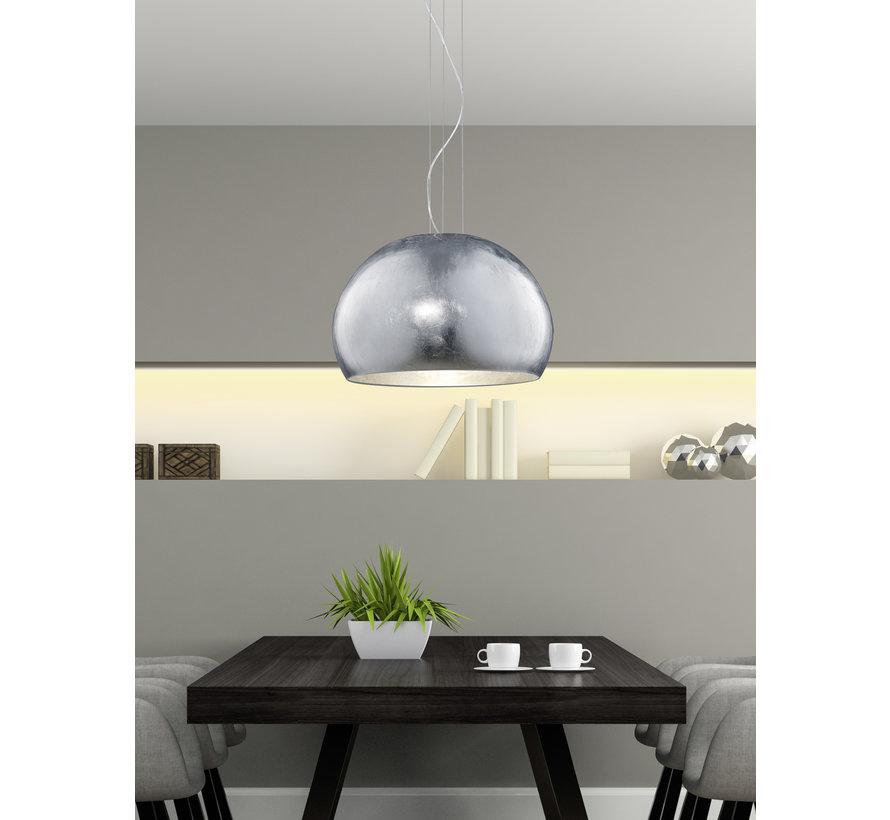 Hanglamp Ontario - Zilver