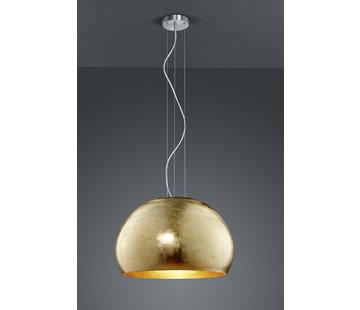 Trio Leuchten Hanglamp Ontario - Goud