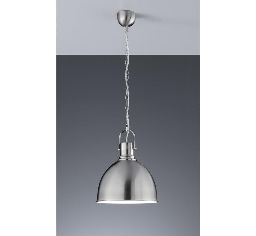 Hanglamp Jasper - Mat Staal