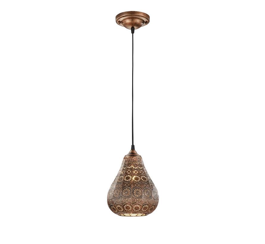 Hanglamp Jasmin - Koper