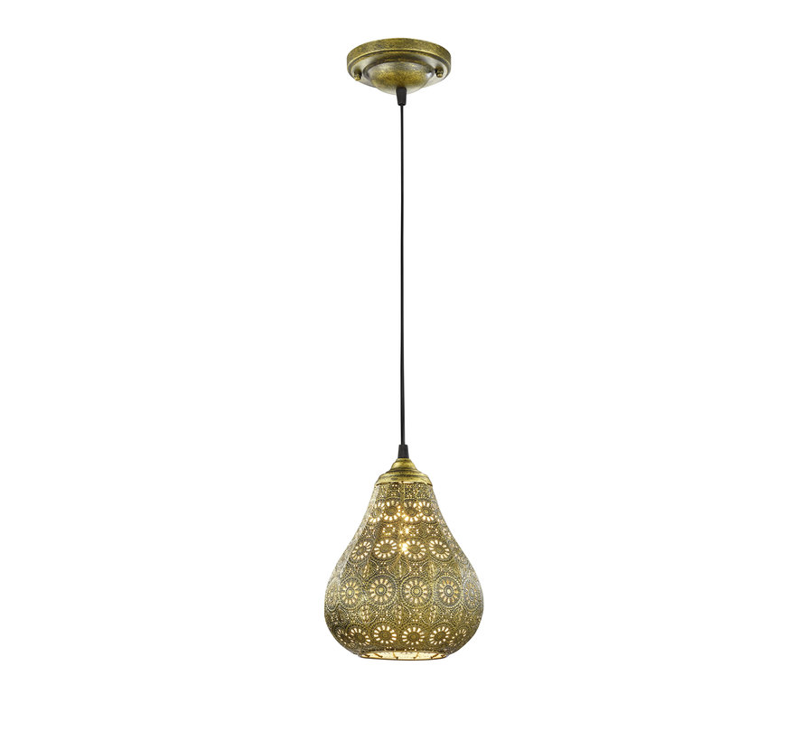 Hanglamp Jasmin - Brons