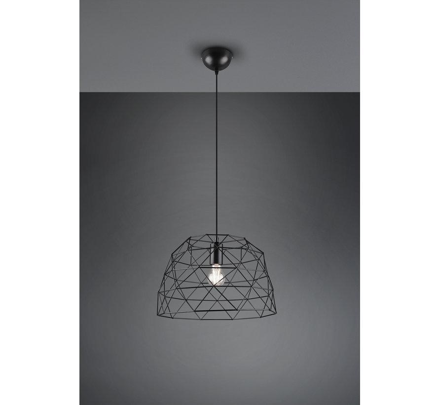 Hanglamp Haval Ø38cm - Zwart
