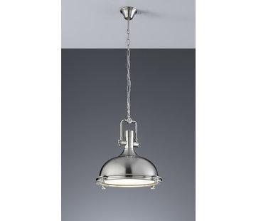 Trio Leuchten Hanglamp Boston - Mat Staal