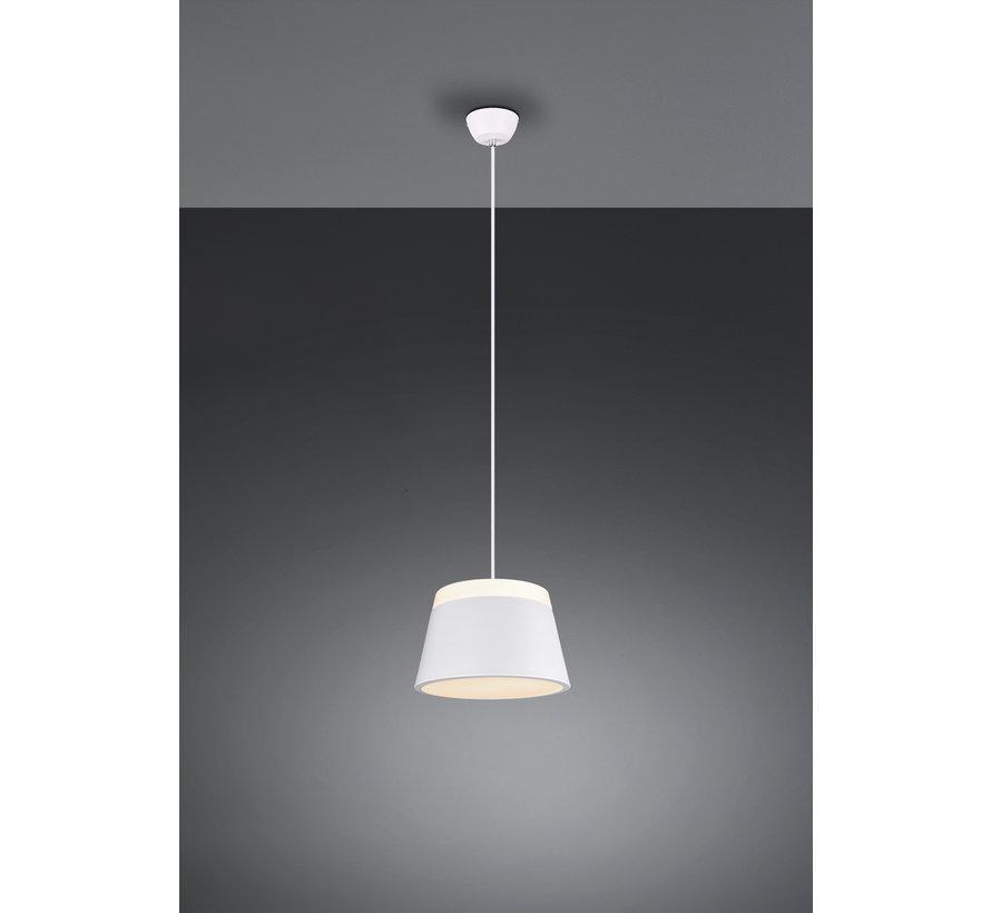 Hanglamp Baroness Ø25cm - Wit