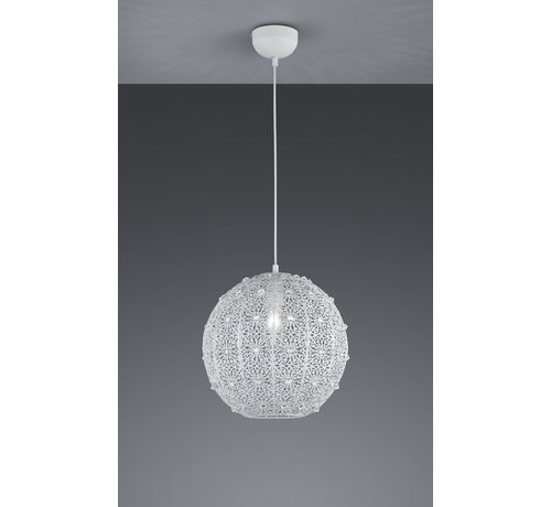 Trio Leuchten Hanglamp Bajo - Wit