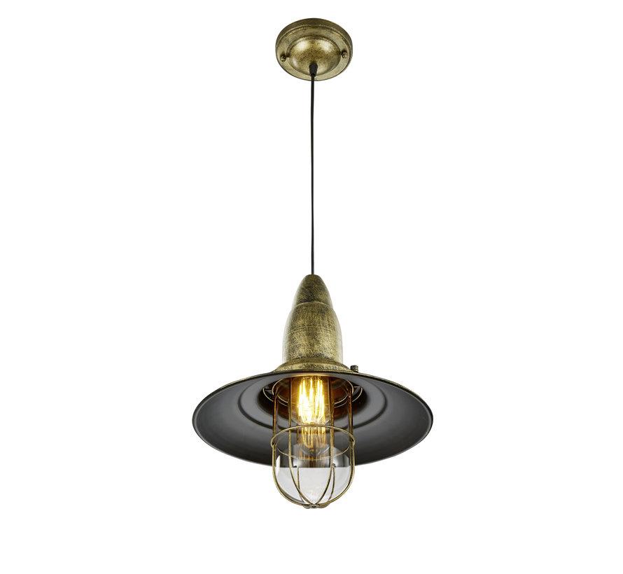 Hanglamp Fisherman - Brons
