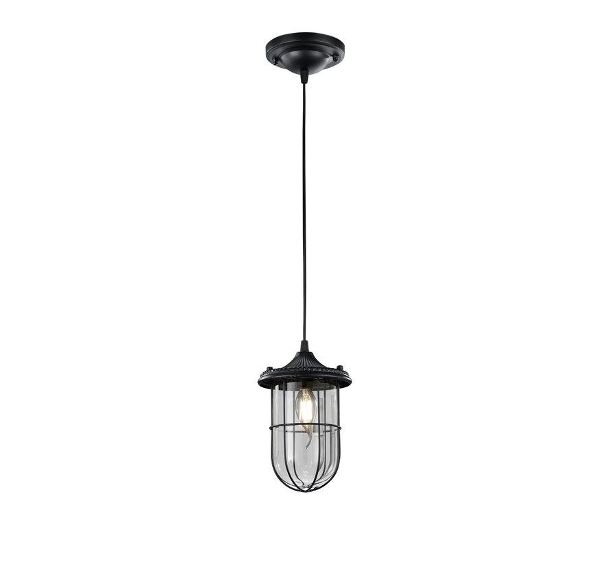 Hanglamp Birte - Zwart