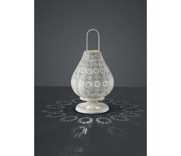 Trio Leuchten Tafellamp Jasmin - Grijs