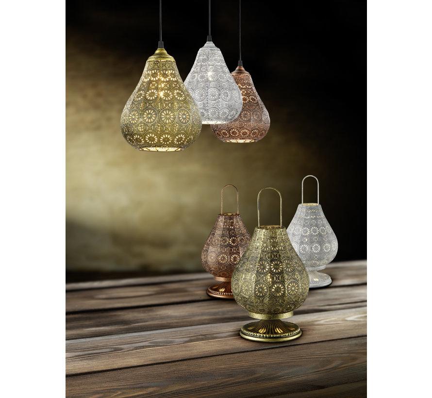 Tafellamp Jasmin - Brons
