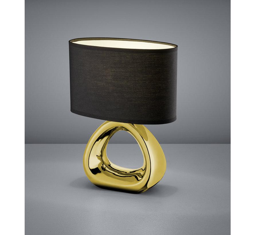 Tafellamp Gizeh - Zwart/Goud