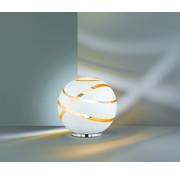Trio Leuchten Tafellamp Faro - Wit/Goud