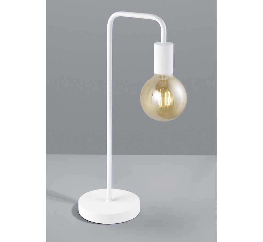 Tafellamp Diallo - Wit