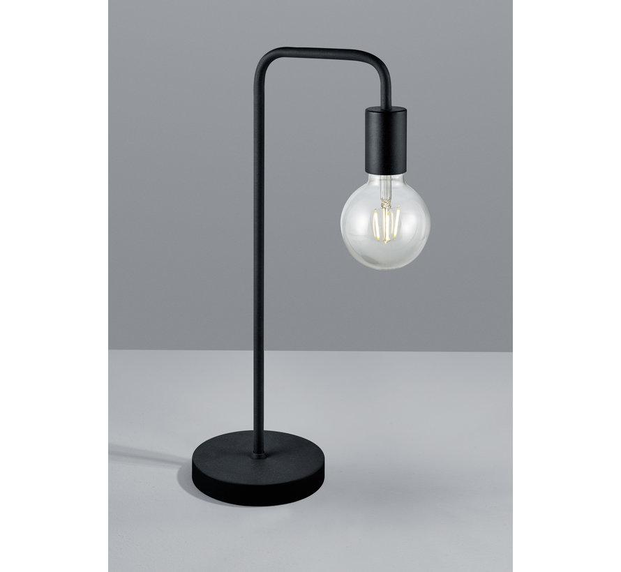 Tafellamp Diallo - Zwart