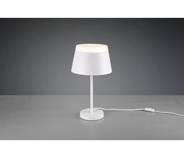 Trio Leuchten Tafellamp Baroness - Wit