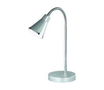 Trio Leuchten Tafellamp Arras - Zilver