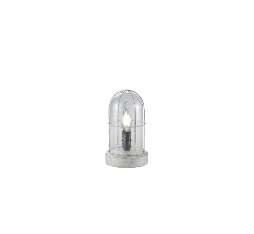 Tafellamp Birte - Grijs