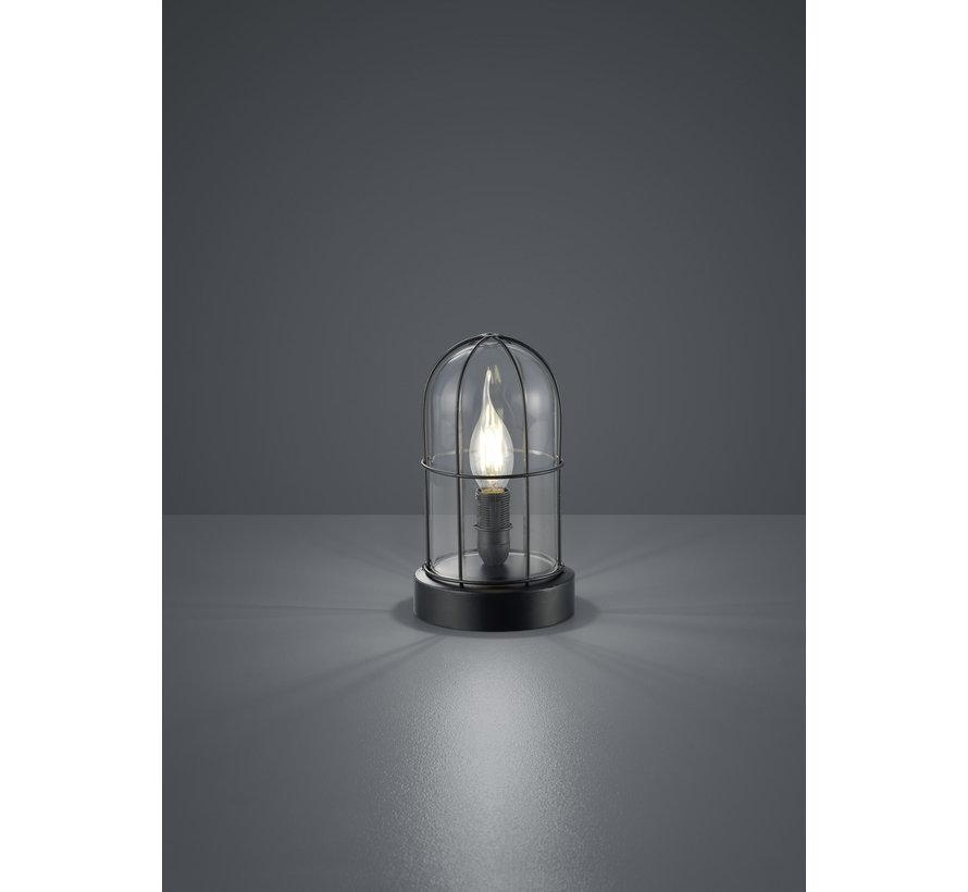 Tafellamp Birte - Zwart