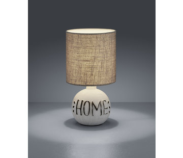 Trio Leuchten Tafellamp Esna Home - Grijs