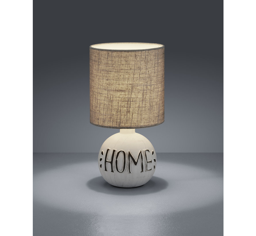 Tafellamp Esna Home - Grijs
