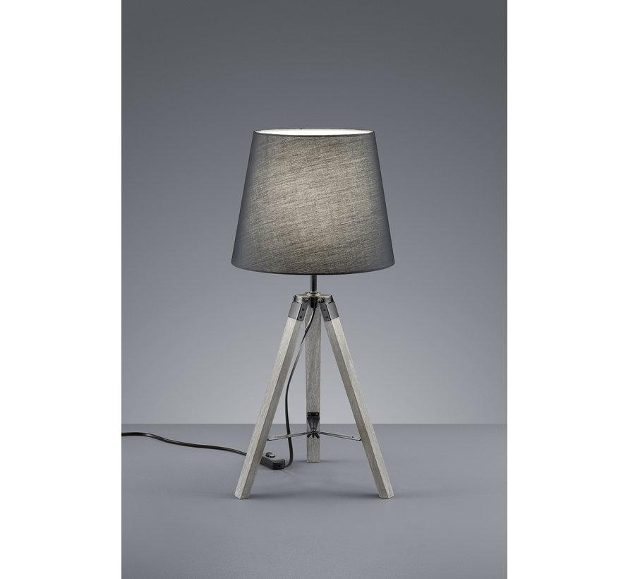 Tafellamp Tripod - Grijs