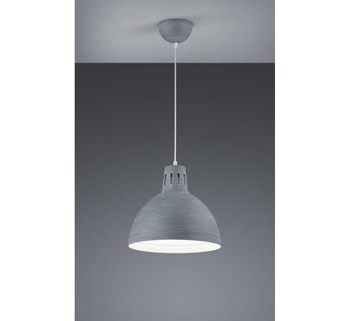 Trio Leuchten Hanglamp Scissor - Grijs