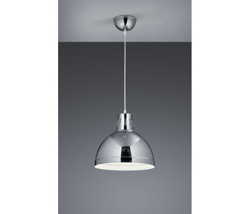 Trio Leuchten Hanglamp Scissor - Chroom