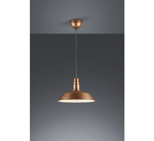 Trio Leuchten Hanglamp Will - Koper