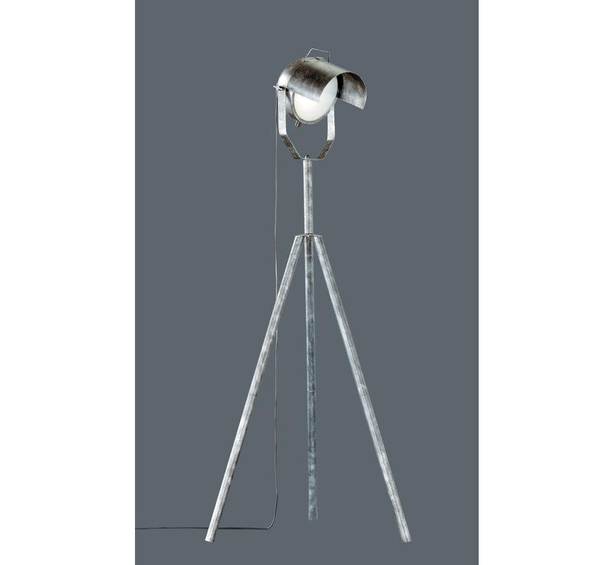 Vloerlamp No.5 - Zilver