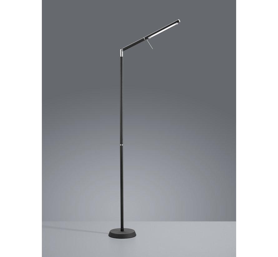 Vloerlamp Filigran - Zwart