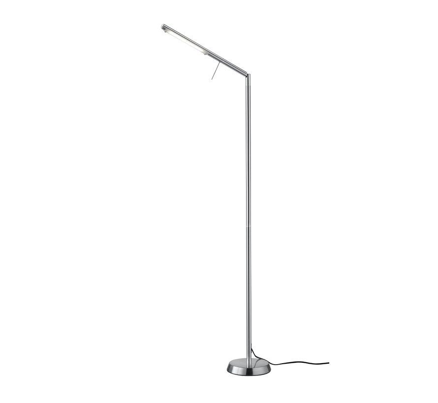 Vloerlamp Filigran - Mat Staal