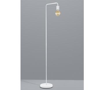 Trio Leuchten Vloerlamp Diallo - Wit
