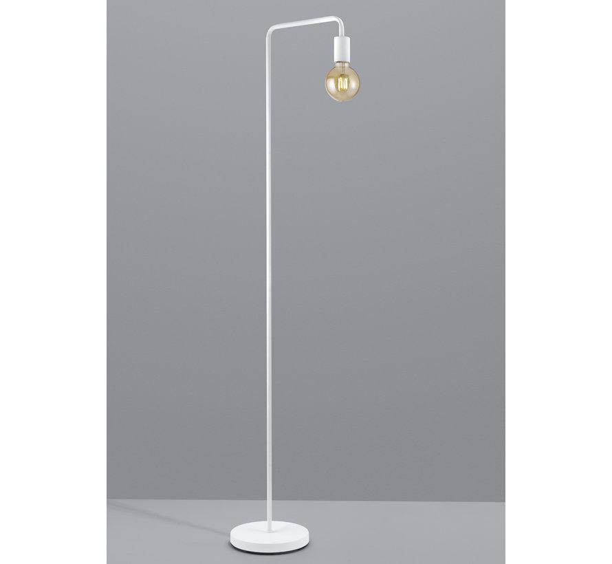 Vloerlamp Diallo - Wit