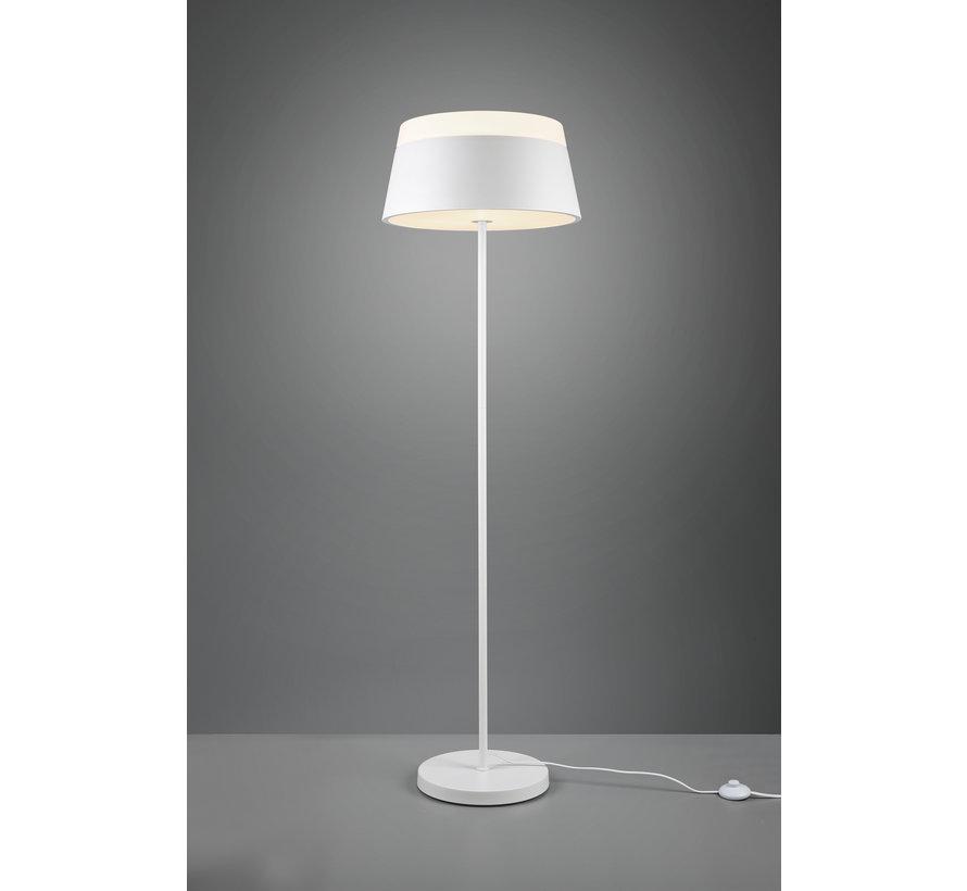 Vloerlamp Baroness - Wit