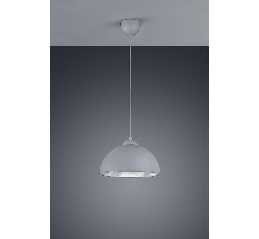 Hanglamp Jimmy - Grijs/Zilver