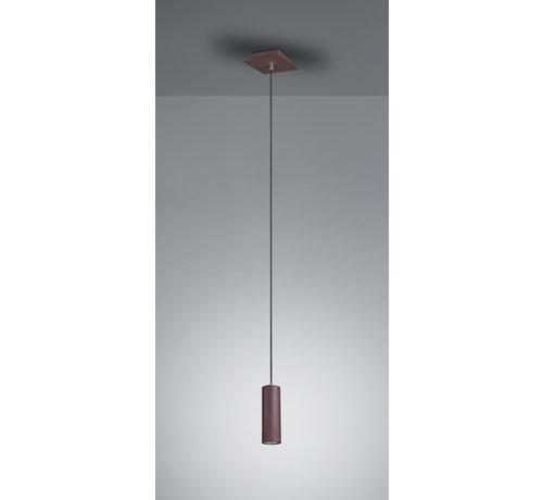 Trio Leuchten Hanglamp Marley - Roestbruin