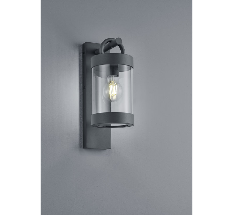 Wandlamp Sambesi - Antraciet