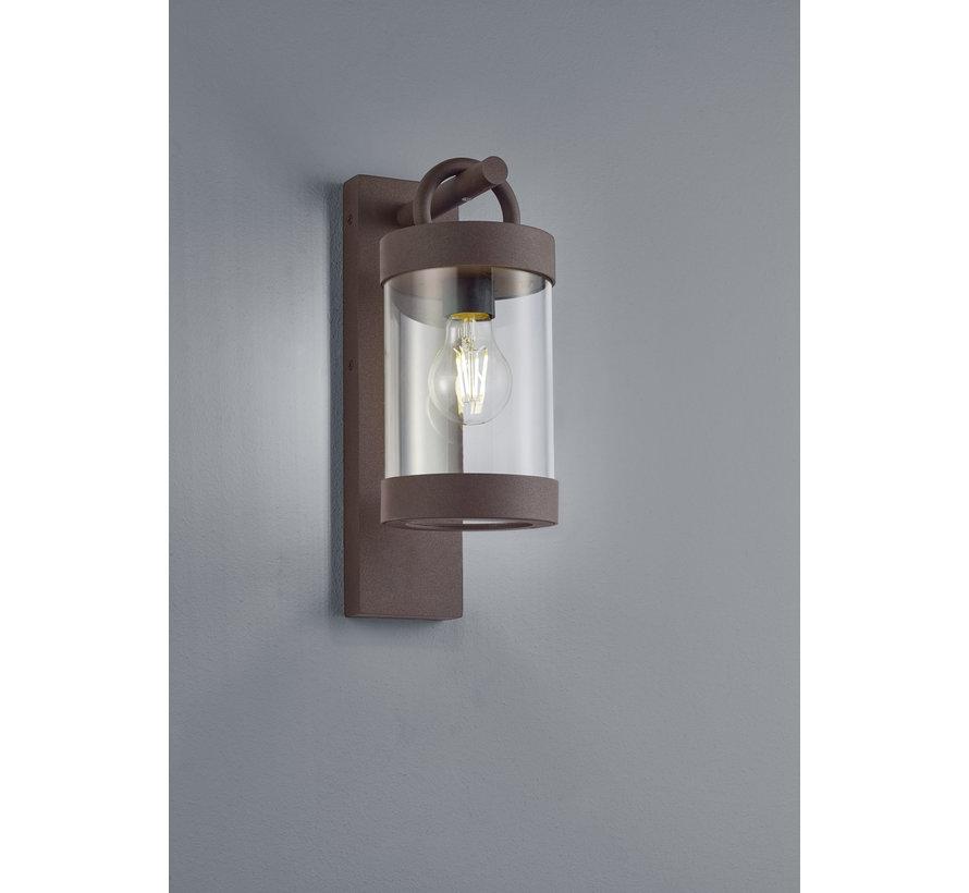 Wandlamp Sambesi - Roestbruin
