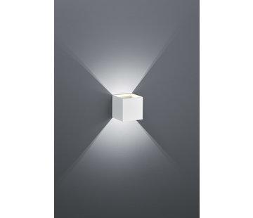 Trio Leuchten Wandlamp Louis - Wit