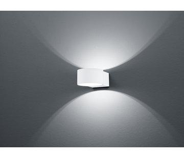 Trio Leuchten Wandlamp Lacapo - Wit
