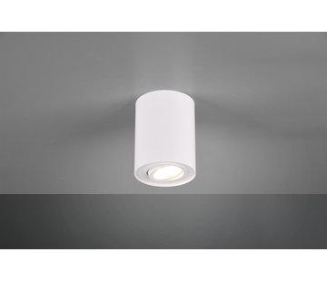 Trio Leuchten Plafondlamp Cookie 1L - Wit