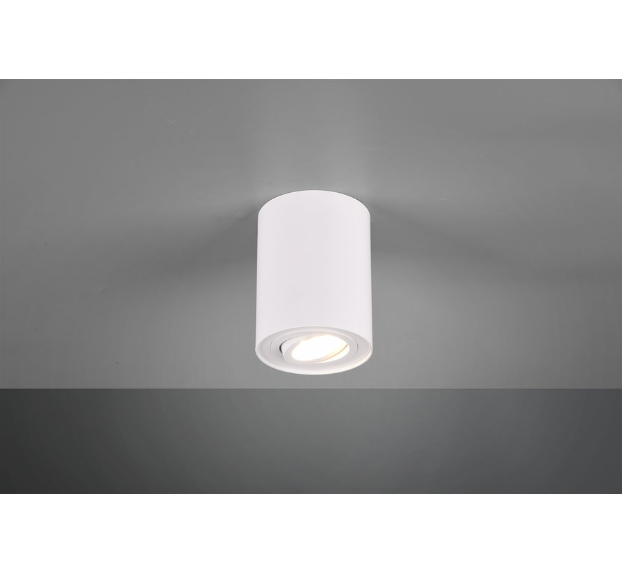 Plafondlamp Cookie 1L - Wit