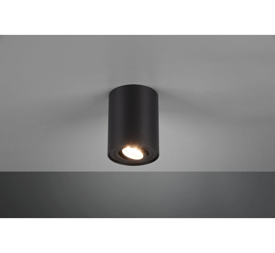 Plafondlamp Cookie 1L - Zwart