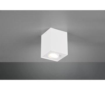 Trio Leuchten Plafondlamp Biscuit 1L - Wit