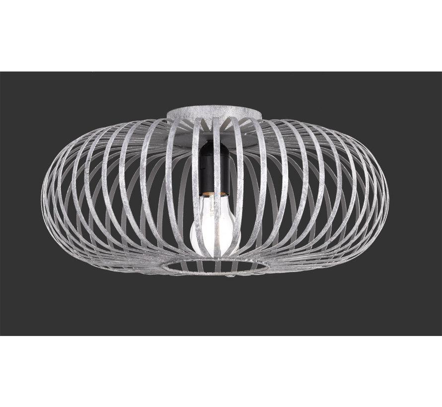 Plafondlamp Johann - Grijs