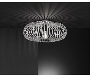 Trio Leuchten Plafondlamp Johann - Grijs