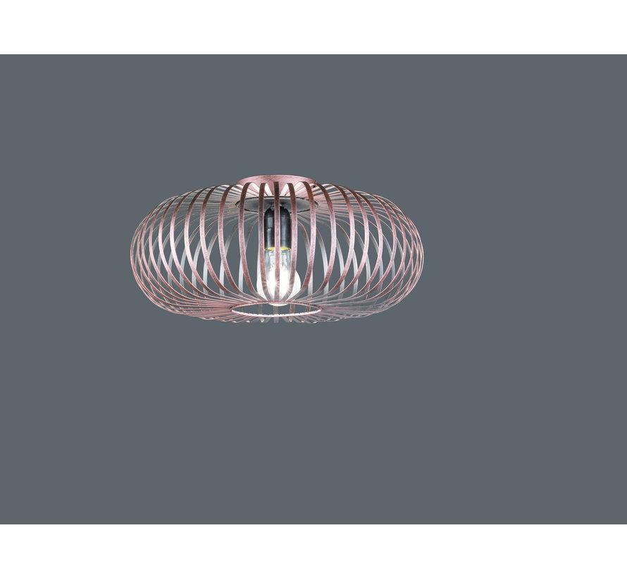 Plafondlamp Johann - Koper